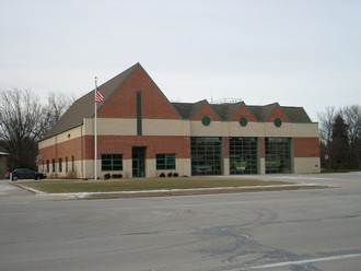 Hales Corners Fire Station